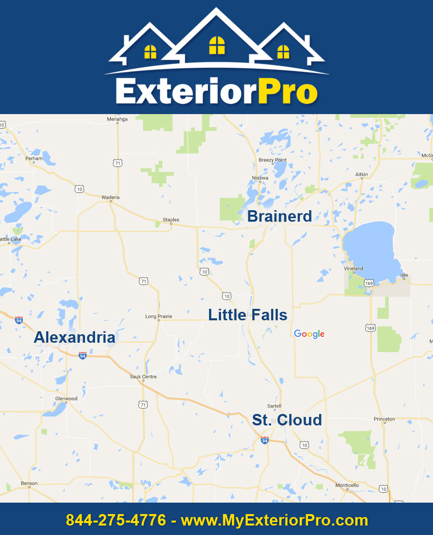Exterior Pro Inc Central Mn Contractor St Cloud